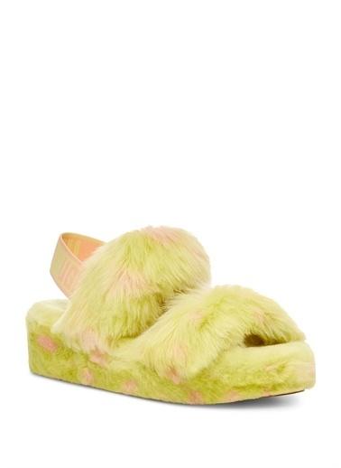 UGG Ugg 101656681 Kadın Sandalet Sarı